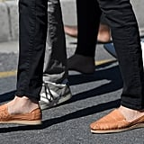 Meghan Markle's Brother Vellies Flats