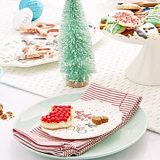 Cookie-Decorating Party Tablescape