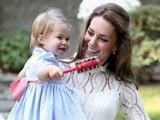 See Prince George and Princess