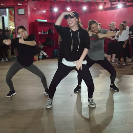 "Kyle Hanagami Dance Video to Ed Sheeran's ""Shape of You"""