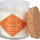 Scentsational Cider Mill Pumpkin Harvest Soy Candle