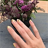 Kendall Jenner's Sunflower Manicure