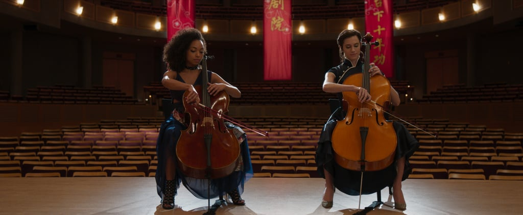 Are They Actually Playing the Cello in The Perfection?