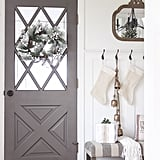 White and Grey Decor With Antique Bronze Touches