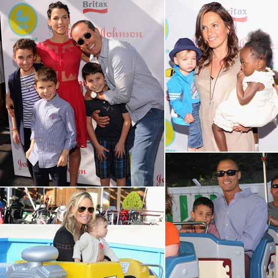 Jessica and Jerry Seinfeld Host a Carnival of a Night For Charity
