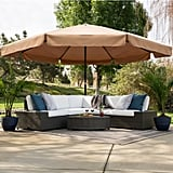 Best Choice Products Extra-Large Outdoor Patio Market Umbrella