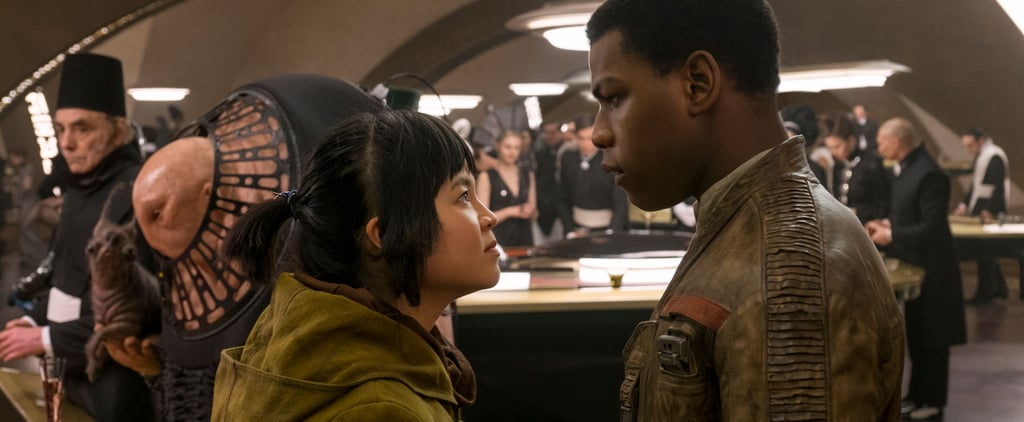 Does Finn Die in Star Wars The Last Jedi?