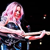 Halsey Pink Hair iHeartMusic Awards 2019