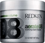 Review of Redken Aerate 08 Cream Mousse