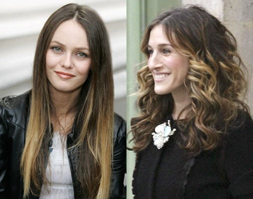 Whose Two-Toned Hair Do You Like Better?