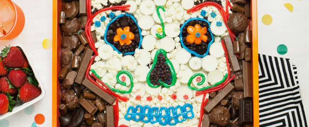15 Desserts Shaped Like Sugar Skulls to Mark Day of the Dead