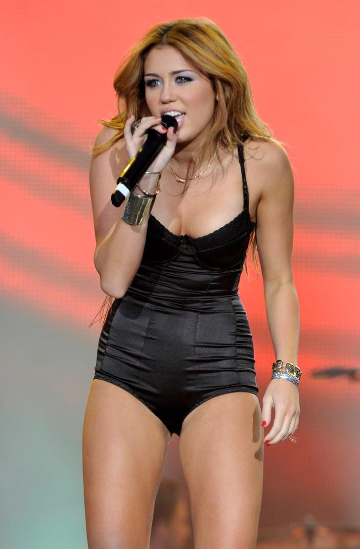 Miley Cyrus Sexy Gallery
