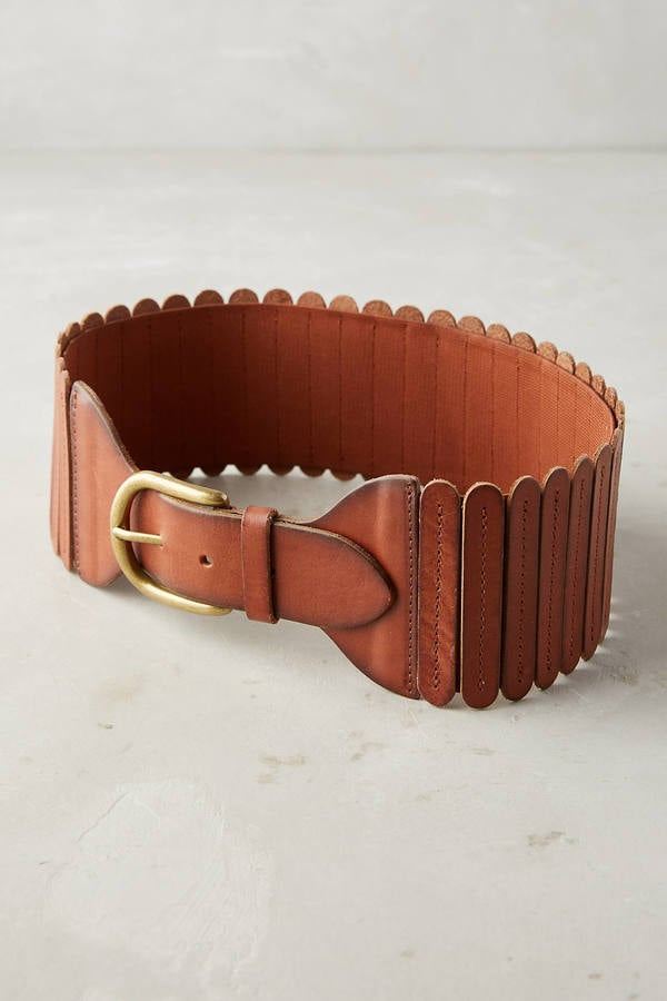 Anthropologie Kieron Corset Belt ($58)
