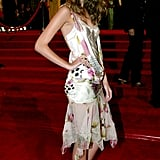 Mischa Barton walked the red carpet in 2004.
