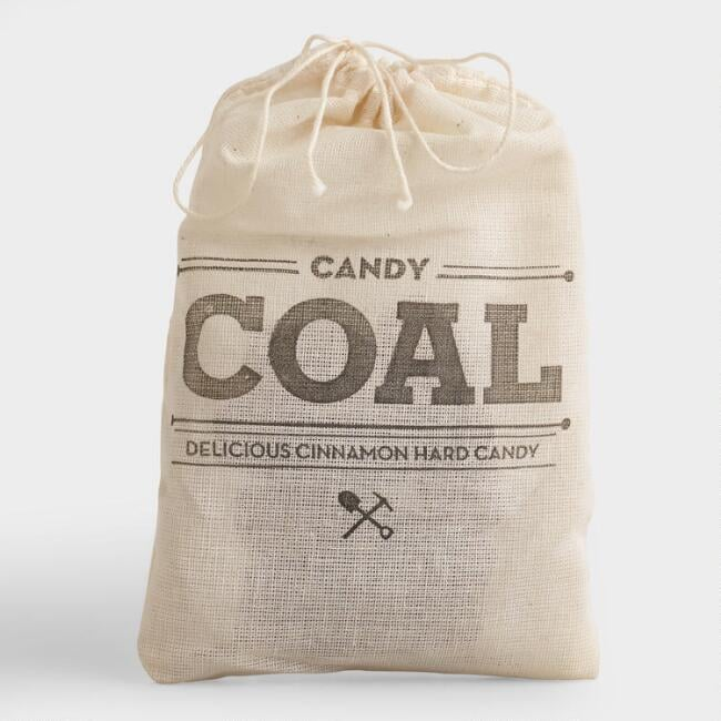 Hammonds Cinnamon Coal Candy