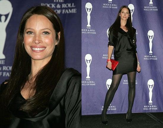 Celebrity Style: Christy Turlington