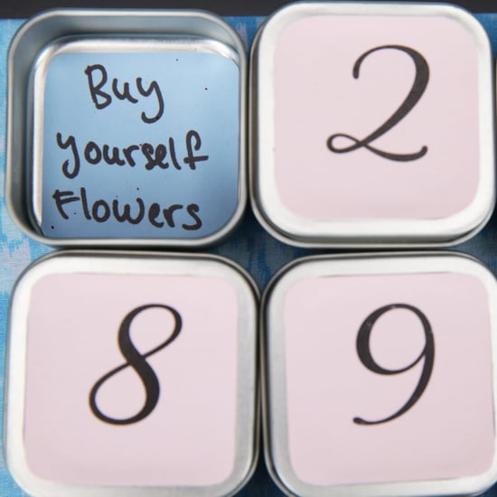 January Self-Care Advent Calendar