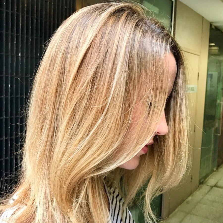 Mid-Length Hairstyles For Fine Hair | POPSUGAR Beauty UK