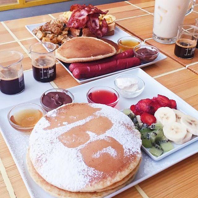 Walter's breakfast