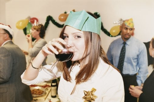 The How-To Lounge: Recovering From Embarrassment at an Office Party