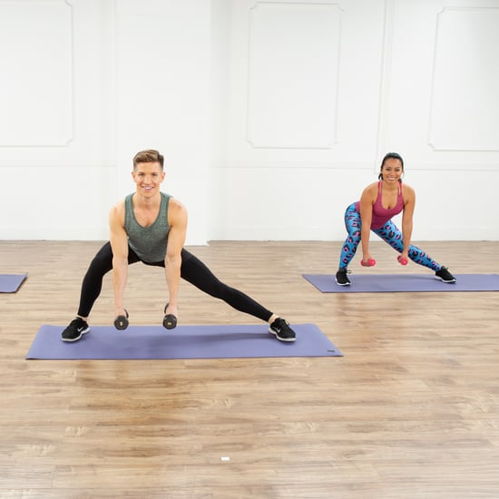 30-Minute No Equipment Cardio and Toning Workout