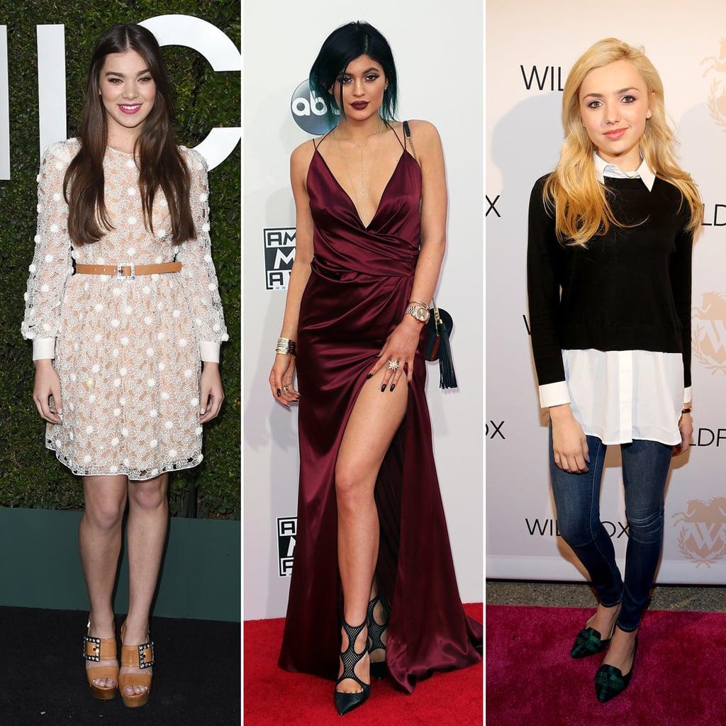 Best Dressed Stars Under 21   2014
