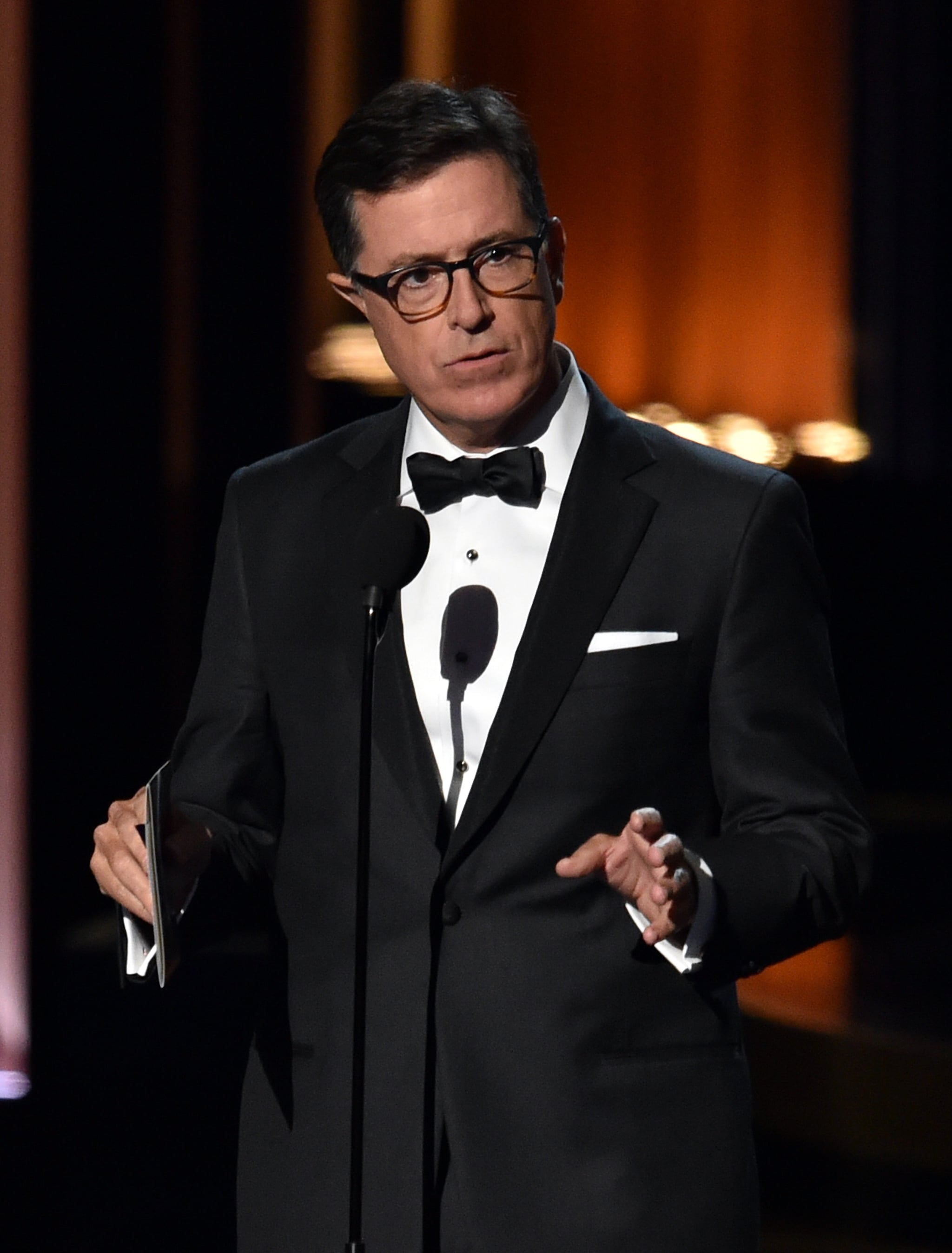 Stephen Colbert introduced the world to his imaginary friend.