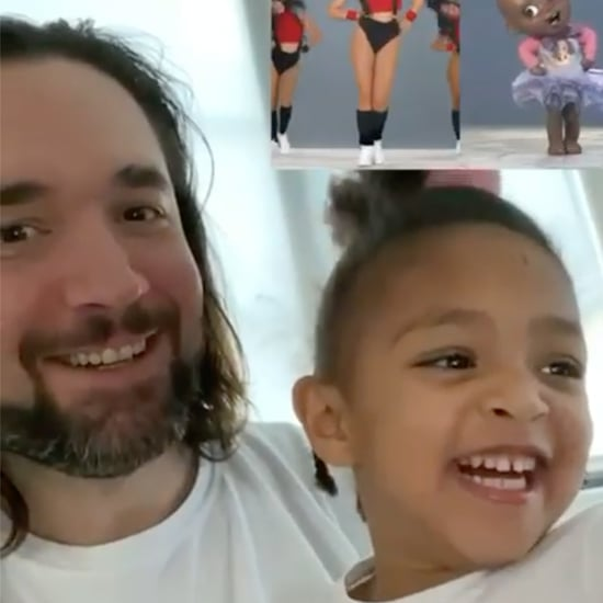 Alexis Olympia Ohanian Watches Qai Qai Dance With Shakira