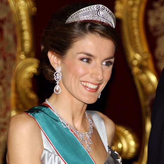 Queen Letizia of Spain's Jewelry