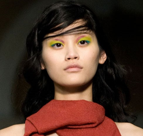 2011 A/W London Fashion Week: Top Beauty Looks From Day 4