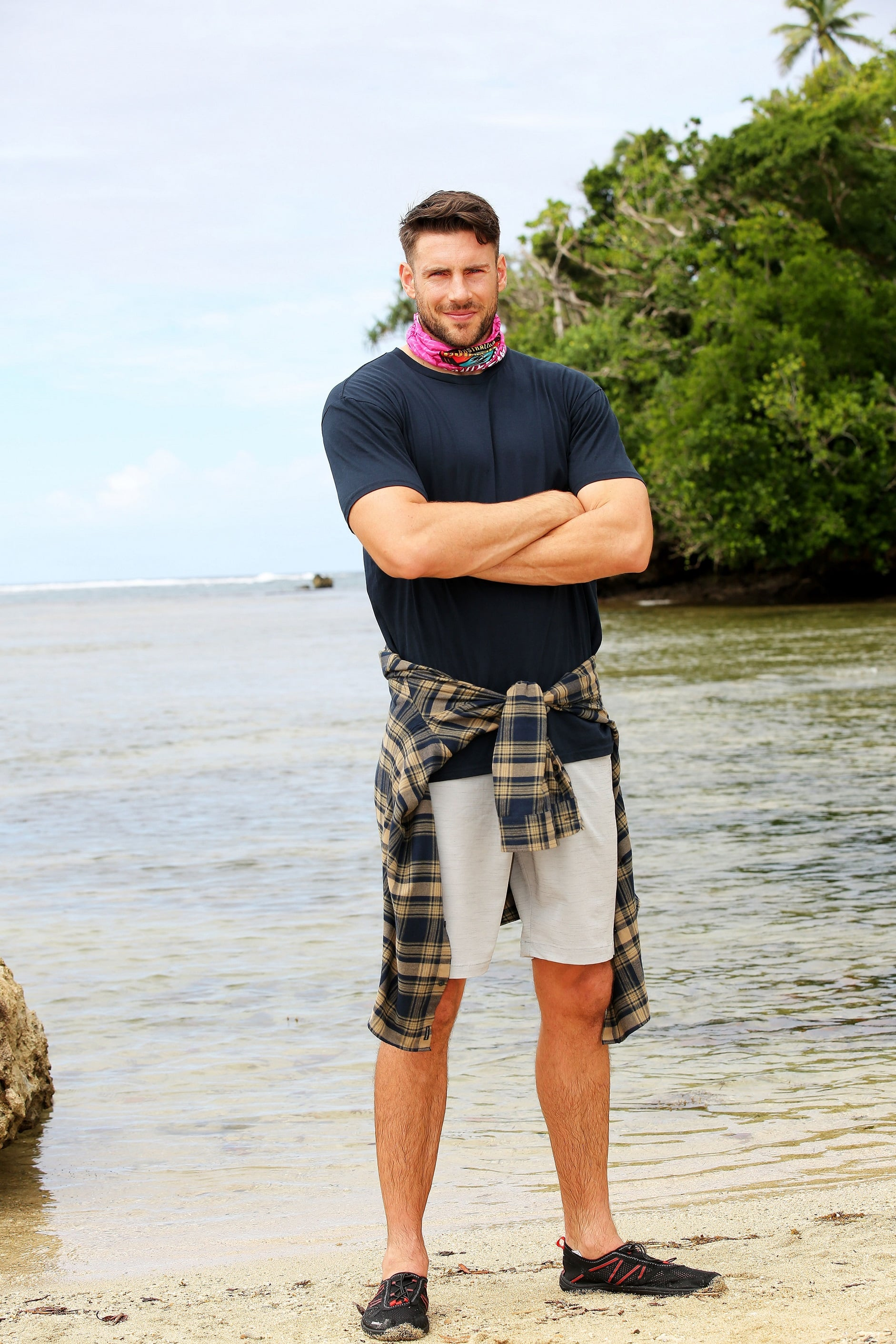 PHOTOGRAPH BY NIGEL WRIGHT. 2019AUSTRALIAN SURVIVOR...S4CHANNEL TEN.THIS PICTURE SHOWS...AS SERIES 4....PORTRAITS....SHAUN