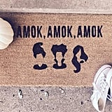 Amok, Amok, Amok Welcome Mat