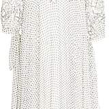 Costarellos Blouson Sleeve Long Dress