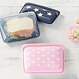 Stasher Silicone Reusable Sandwich and Snack Bags