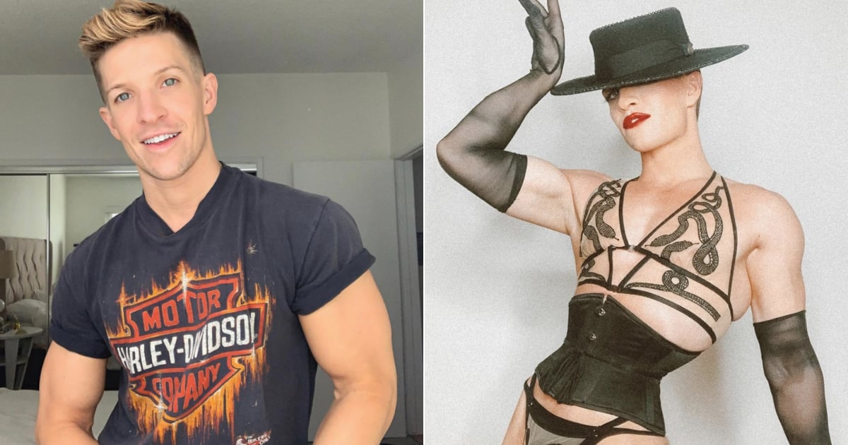 Trainer and Fitness Personality Jake DuPree on Thriving as a Burlesque Dancer and Coming Out
