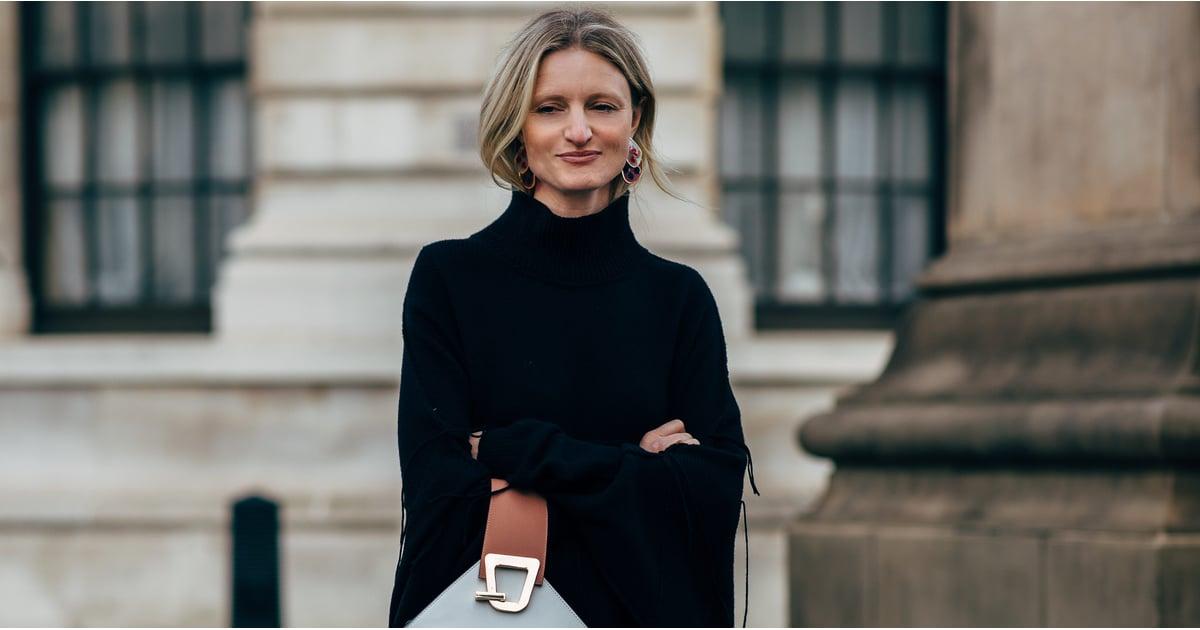 London Fashion Week Street Style Spring 2019 Popsugar