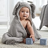 For 1-Year-Olds: Pottery Barn Kids Critter Bath Wrap