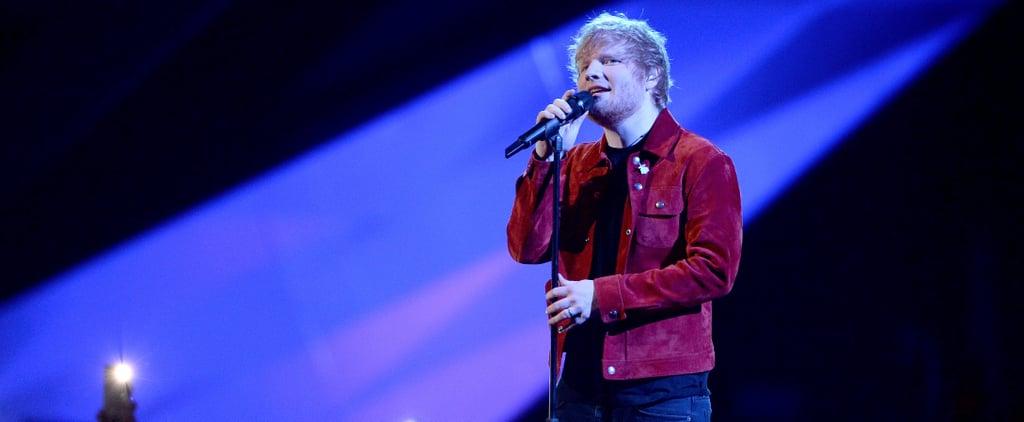 Ed Sheeran Performance at the Brit Awards 2018 Video