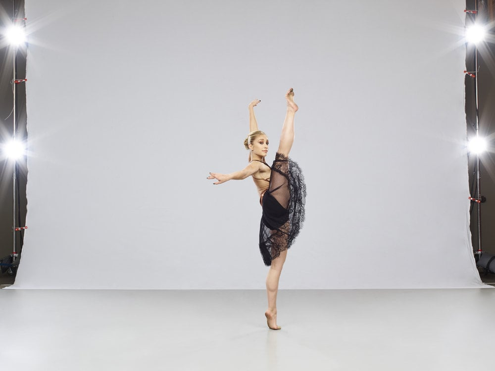 WORLD OF DANCE -- Season: 3 -- Pictured: Briar Nolet -- (Photo by: Andrew Eccles/NBC)