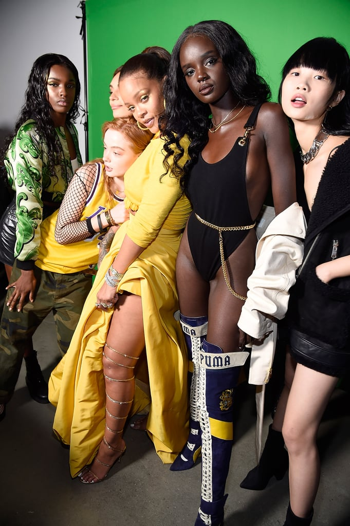 Image result for duckie thot and rihanna