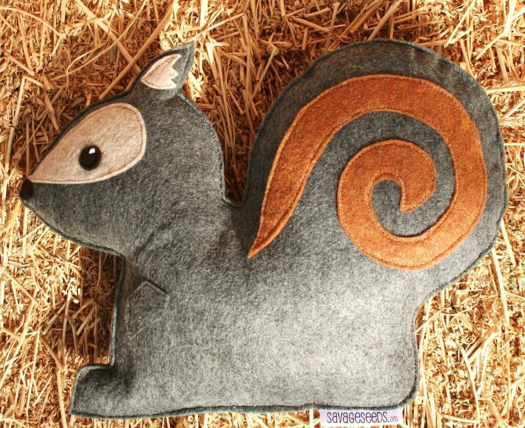 squirrel toys kid room decor and clothing popsugar moms