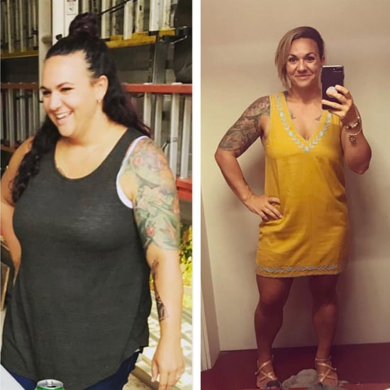 60-Pound CrossFit Weight Loss Transformation