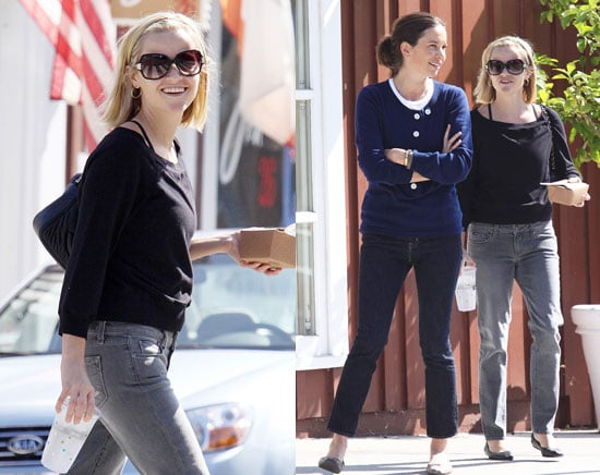 Photos of Reese Witherspoon in LA With A Friend