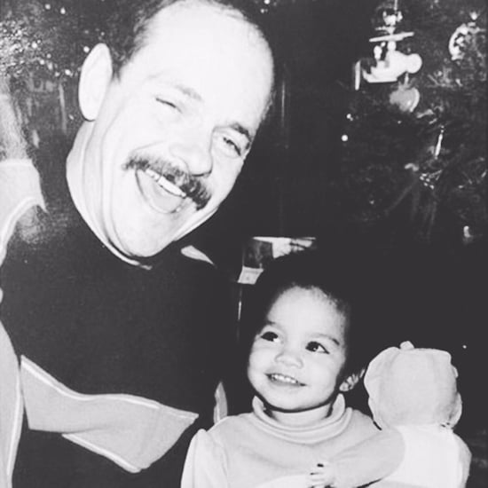 Vanessa Hudgens's Father's Day Instagram Post