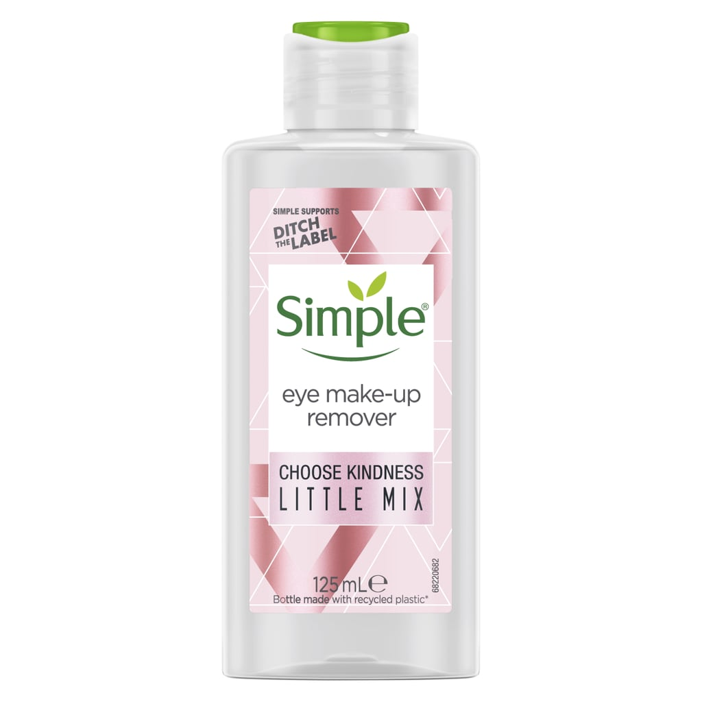Simple x Little Mix Eye Make-Up Remover