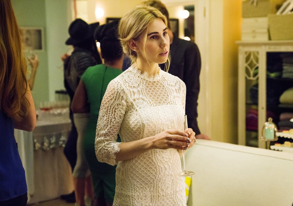 Shoshanna's Engagement Dress in Girls Is The Only Dress You Need This Summer