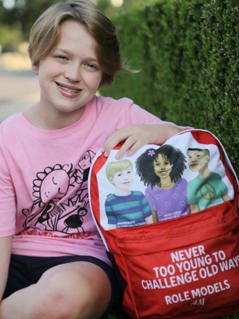 Braden Baker, 14-Year-Old Hearing-Loss Activist