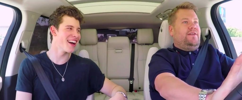 Shawn Mendes Truth Carpool Karaoke