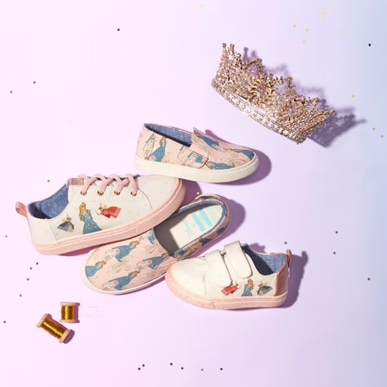 TOMS x Disney Shoe Collection 2018