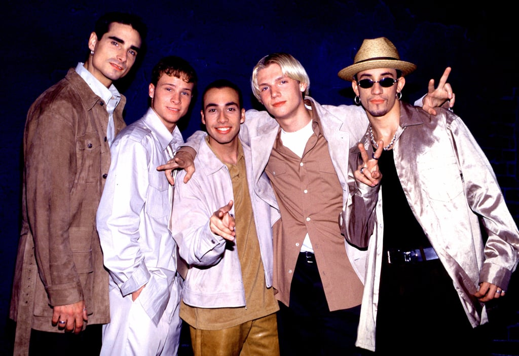 The Backstreet Boys' Evolution Is Truly Larger Than Life